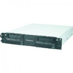 Quantum - BC-RAXCX-EY - Quantum DLT-S4 Tape drive - 800GB (Native)/1.6TB (Compressed) - 2U Rack-mountable