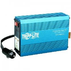 Tripp Lite - PVINT375 - Tripp Lite International Ultra-Compact Car Inverter 375W 12V DC to 230V AC 1 Universal Outlet - 12V DC - 230V AC - Continuous Power:375W