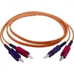 C2G (Cables To Go) - 33004 - C2G-4m SC-SC 50/125 OM2 Duplex Multimode PVC Fiber Optic Cable - Orange - Fiber Optic for Network Device - SC Male - SC Male - 50/125 - Duplex Multimode - OM2 - 4m - Orange