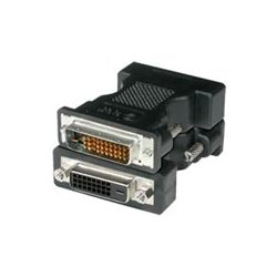 C2G (Cables To Go) - 38060 - C2G M1 Male to DVI-D Female Adapter - 1 x M1-D Male - 1 x DVI-D Female Digital Video - Black