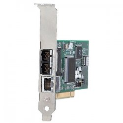 Allied Telesis - AT-2701FTX/ST-901 - Allied Telesis AT-2701FTX /ST Network Adapter - PCI - 1 x RJ-45 , 1 x ST - 10/100Base-TX, 100Base-FX