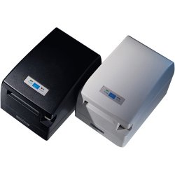 Citizen - CT-S2000RSU-WH - Citizen CT-S2000 Receipt Printer - 3.15 Print Width - 53 lps Mono - 4 KB - USB - Serial
