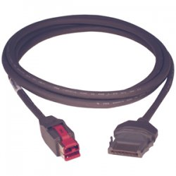 CyberData - 010856A - CyberData Data/Power Cable - 24V DC