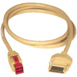 CyberData - 010617B - CyberData Data/Power Cable - 24V DC