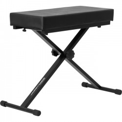 Ultimate Support Systems - 16801 - Ultimate Support Systems Medium Keyboard Bench