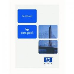 Hewlett Packard (HP) - UB144E - HP Care Pack - 4 Year - Service - 13 x 5 x 4 - On-site - Maintenance - Parts & Labor - Physical Service - 4 Hour