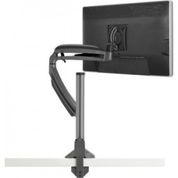 Chief - K1C120BXI2B - Chief KONTOUR K1C120BXI2B Clamp Mount for iPad - 25 lb Load Capacity - Black