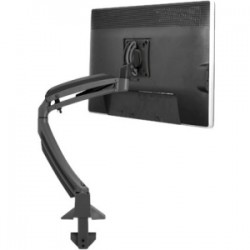 Chief - K1D120BXDL - Chief KONTOUR K1D120BXDL Desk Mount for Flat Panel Display - 10 to 30 Screen Support - 24.91 lb Load Capacity - Aluminum - Black