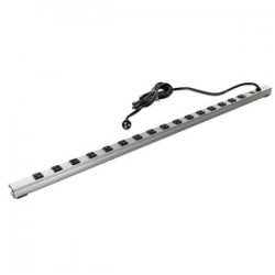 Belkin - RK5044 - Belkin 16 Outlets Power Strip - 16 NEMA 5-20R - 15ft