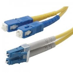 Belkin / Linksys - F2F802L7-05M - Belkin Duplex Fiber Optic Cable - LC Male - SC Male - 16.4ft