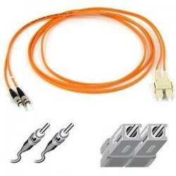 Belkin / Linksys - A2F20207-03M - Belkin - Patch cable - ST/PC multi-mode (M) to SC/PC multi-mode (M) - 10 ft - fiber optic - 62.5 / 125 micron - OM1 - orange - B2B
