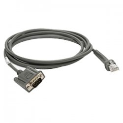 Motorola - CBA-R08-S07ZAR - 7ft/ Rs232 Nixdorf 5v Cable