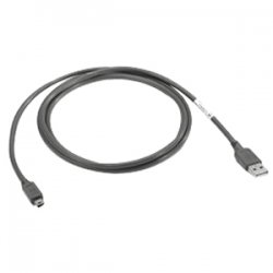 Motorola - 25-68596-01R - Motorola, Usb A To Mini B Cable, Cradle To The Host (see Also 22410blu-1)