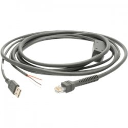 Motorola - CBA-U06-S09EAR - 9ft Usb Typea Eas Straight Rohs