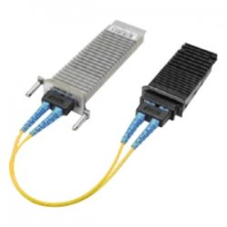 Cisco - X2-10GB-LR-RF - Cisco 1-port X2 Module - 1 x 10GBase-LR