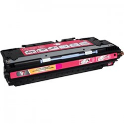 V7 - V73500M - Magenta Toner Cartridge, Magenta For HP Color LaserJet 3500, 3500N, 3550, 355