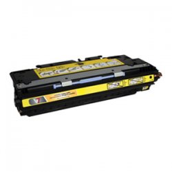 V7 - V73500Y - Yellow Toner Cartridge, Yellow For HP Color LaserJet 3500, 3500N, 3550, 3550N