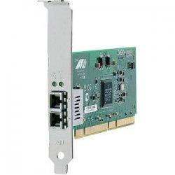 Allied Telesis - AT-2931SX/SC-901 - Allied Telesis AT-2931SX/SC 64-bit Gigabit Fiber Adapter Card - PCI-X - 1 x SC Duplex - 1000Base-SX