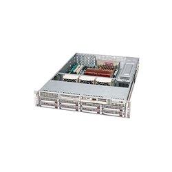 Supermicro - CSE-825S2-R700LPV - Supermicro SC825S2-R700LPV Chassis - Rack-mountable - Silver