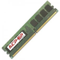 AddOn - AA800D2N5/512 - JEDEC Standard 512MB DDR2-800MHz Unbuffered Dual Rank 1.8V 240-pin CL5 UDIMM - 100% compatible and guaranteed to work