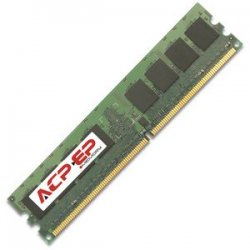 AddOn - AA667D2N5/2GB - AddOn JEDEC Standard 2GB DDR2-667MHz Unbuffered Dual Rank 1.8V 240-pin CL5 UDIMM - 100% compatible and guaranteed to work