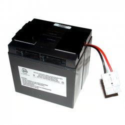 Battery Technology - RBC7-SLA7-BTI - BTI UPS Replacement Battery Cartridge - 12 V DC - Lead Acid