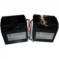 Battery Technology - RBC11-SLA11-BTI - BTI Battery Unit - 12 V DC - Sealed Lead Acid (SLA)