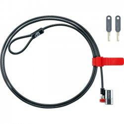 Kensington - K64663US - Kensington ClickSafe K64663US On Demand Cable Lock - Steel