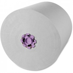 Kimberly-Clark - 02001 - Scott Essential Hard Roll Towels - 8 x 950 ft - White - Absorbent, Hygienic - 6 / Carton