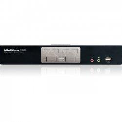 IOGear - GCS1204G - IOGEAR KVM Switch - 4 Computer(s) - 2560 x 1600 - 8 x USB - 5 x DVI