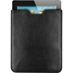 Premiertek.net - LC-IPAD2-BK - Premiertek LC-IPAD2-BK Carrying Case (Sleeve) for iPad - Leather
