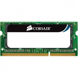 Corsair - CMSA8GX3M2A1066C7 - Corsair Dominator GT 8GB DDR3 SDRAM Memory Module - 8 GB (2 x 4 GB) - DDR3 SDRAM - 1066 MHz DDR3-1066/PC3-8500 - Non-ECC - Unbuffered - 204-pin - SoDIMM