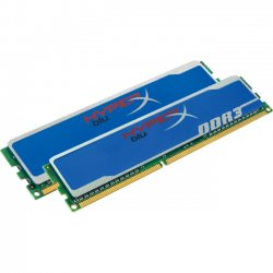 Kingston - KHX1866C11D3P1K2/4G - Kingston HyperX 4GB DDR3 SDRAM Memory Module - 4 GB (2 x 2 GB) - DDR3 SDRAM - 1866 MHz DDR3-1866/PC3-14900 - Non-ECC - Unbuffered - 240-pin - DIMM