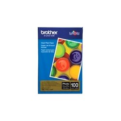 Brother International - BP60PLGR - Brother Inkjet Print Inkjet Paper - 11 x 17 - 19 lb Basis Weight - 100 Sheet