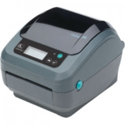 "Zebra Technologies - GK42-202211-000 - Zebra GK420d Direct Thermal Printer - Monochrome - Desktop - Label Print - 4.09"" Print Width - 5 in/s Mono - 203 dpi - 8 MB - USB - Ethernet - 4.25"" Label Width - 39.02"" Label Length"