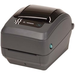 "Zebra Technologies - GX42-102521-000 - Zebra GX420t Direct Thermal/Thermal Transfer Printer - Monochrome - Desktop - Label Print - 4.09"" Print Width - 6 in/s Mono - 203 dpi - 8 MB - USB - Serial - Parallel - LCD - 4.25"" Label Width - 39"" Label Length"