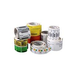"Intermec - E10003 - Intermec DuraTRAN II E10003 Thermal Label - Permanent Adhesive - 1.50"" Width x 1"" Length - 5333 / Roll - Rectangle - 3"" Core - Thermal Transfer - Paper - 8 / Carton"