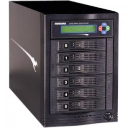 Kanguru - KCLONE-5HD-TWR - KanguruClone Hard Drive Duplicator 5HD-Tower - Hard Drive Duplicator 5HD-Tower, TAA Compliant