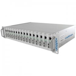 AddOn - ADD-RACK-16 - AddOn 19 inch Unmanaged Media Converter Chassis with 16-slot Rack Mount - 100% compatible and guaranteed to work
