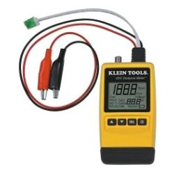 Klein Tools - VDV501089 - Klein Tools VDV Distance Meter - Cable Length Testing - Coaxial, Twisted Pair - 1Number of Batteries Supported - Battery Included