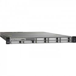 Cisco - UCS-SPR-C220-V1 - Cisco C220 M3 1U Rack Server - 2 x Intel Xeon E5-2640 v2 Octa-core (8 Core) 2 GHz - 16 GB Installed DDR3 SDRAM - 2 Processor Support - 512 GB RAM Support - Gigabit Ethernet