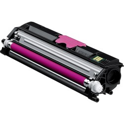 Konica-Minolta - A0V30CF - Konica Minolta Original Toner Cartridge - Laser - High Yield - 2500 Pages - Magenta - 1 Each
