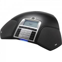 Konftel - 840101077 - Konftel 300Wx DECT 6.0 Conference Phone - Liquorice Black - Cordless - 656.17 ft Range