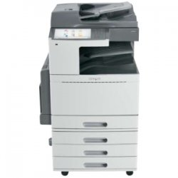 Lexmark - 22ZT161 - Lexmark X950 X952DTE LED Multifunction Printer - Color - Plain Paper Print - Floor Standing - Copier/Fax/Printer/Scanner - 50 ppm Mono/45 ppm Color Print - 1200 x 1200 dpi Print - Automatic Duplex Print - 50 cpm Mono/45 cpm Color Copy
