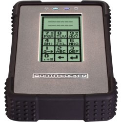 DataLocker - DL500E2 - DataLocker DL2 500 GB Encrypted External Hard Drive - FIPS Validated External USB 2.0 HDD with AES/CBC Mode Data Encryption 500GB