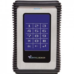 DataLocker - DL500V3 - DataLocker DL3 500 GB Encrypted External Hard Drive - USB 3.0 External HDD with AES XTS Mode Hardware Data Encryption 500GB