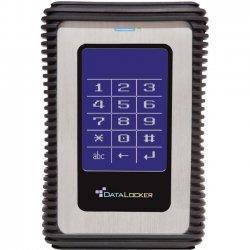 DataLocker - DL1000V3 - DataLocker DL3 1 TB Encrypted External Hard Drive - USB 3.0 External HDD with AES XTS Mode Hardware Data Encryption 1TB