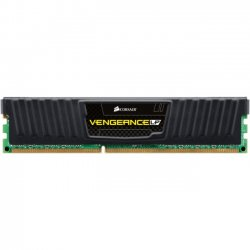 Corsair - CML4GX3M2A1600C9 - Corsair Vengeance 4GB DDR3 SDRAM Memory Module - 4 GB (2 x 2 GB) - DDR3 SDRAM - 1600 MHz DDR3-1600/PC3-12800 - Non-ECC - Unbuffered - 240-pin - DIMM