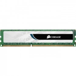 Corsair - CMV8GX3M2A1333C9 - Corsair Value Select 8GB DDR3 SDRAM Memory Module - 8GB (2 x 4GB) - DDR3 SDRAM - 1333MHz DDR3-1333/PC3-10666 - Unbuffered - 240-pin DIMM