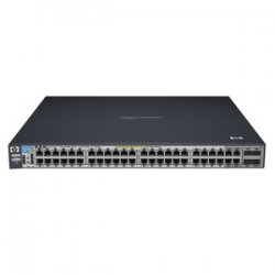 Hewlett Packard (HP) - J8693A - HP ProCurve 3500yl-48G-PWR Managed Ethernet Switch - 44 x 10/100/1000Base-T, 4 x 10/100/1000Base-T